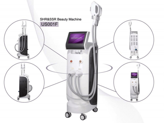 shr ipl e-light hair removal machine pain free