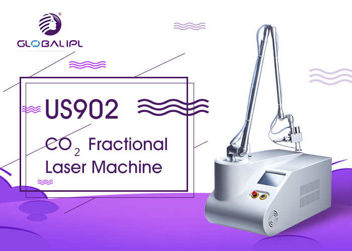 3 In 1 Beauty Salon Equipment / Fractional Co2 Laser Treatment Acne Scar Removal