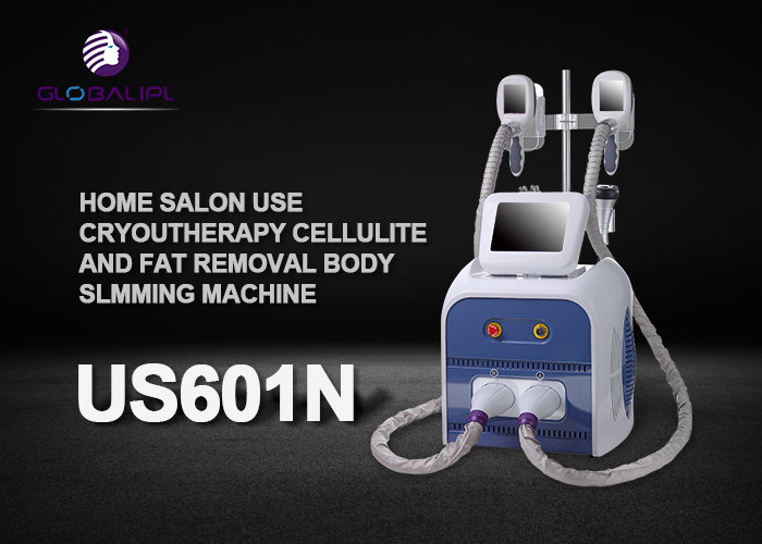 ABS Portable Cryolipolysis Machine / Cryo Slimming Machine For Weight Loss