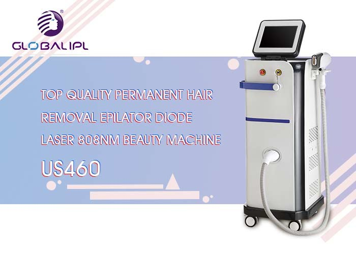 Diode Laser Hair Removal Permanent IPL RF Beauty Equipment 808nm Depilation Beauty Machine