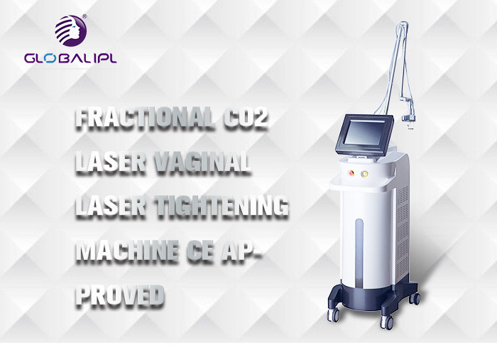 Powerful 50W RF CO2 Fractional Laser Machine Scar Removal High Efficiency