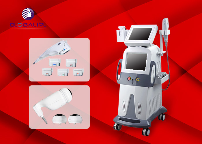 Professional Face Lifting Beauty Machine Vacuum Cavitation System For Beauty Salon