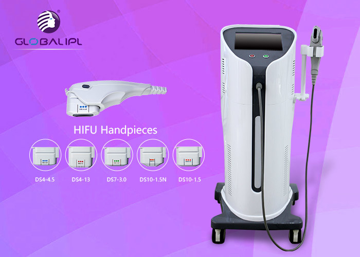 3D Focused Ultrasound HIFU Machine 4.0MHz Frequency Anti Wrinkle Machine