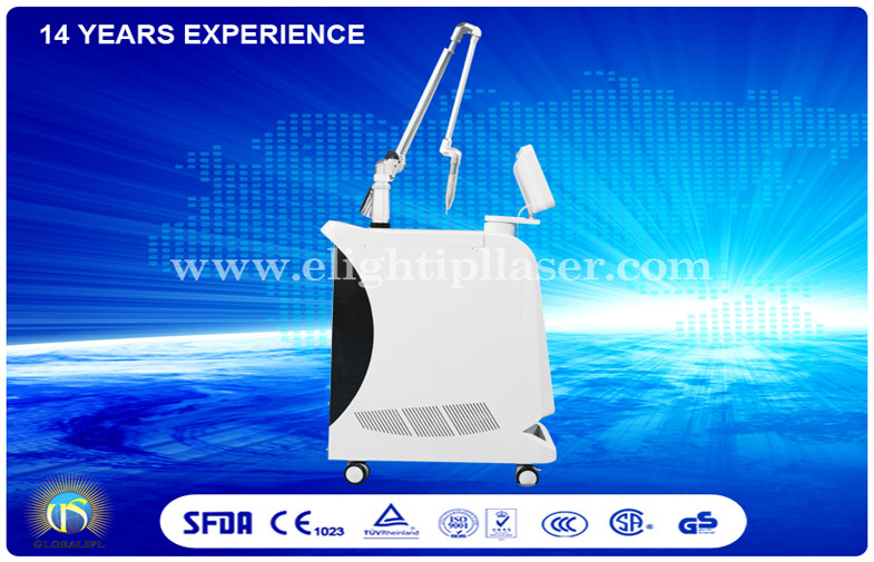 532nm ND YAG Laser Machine