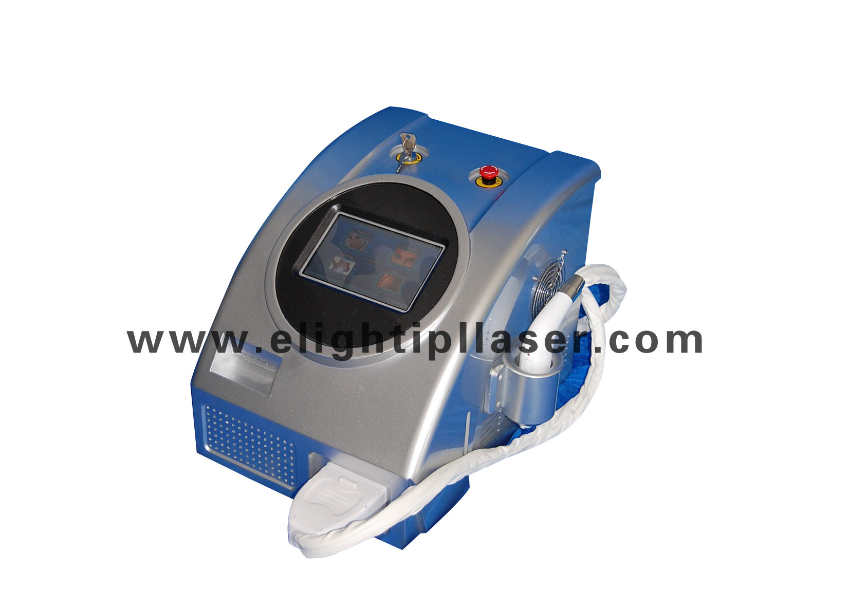 Collagen Renewal Skin Rejuvenation RF Beauty Machine With 8.4 Inch Screen