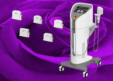 10 Inch Screen Hifu High Intensity Focused Ultrasound Machine For Face Lifting