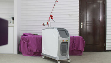 Professional 1064 532 nm Eyebrow Removal Machine 800W With 1-8mm Spot Diameter
