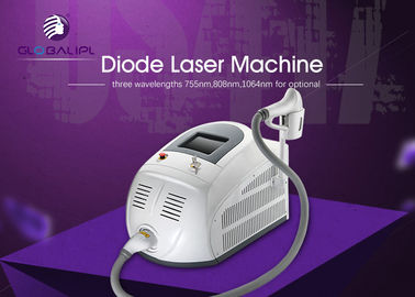 Painfree Permanent Laser Hair Removal Machine Imported Cooling System