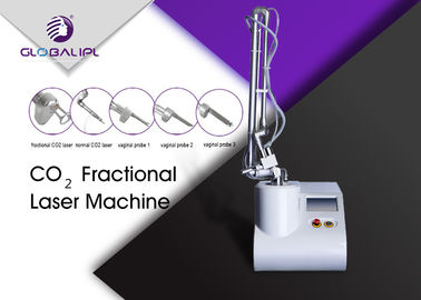 Pigmentation Removal CO2 Fractional Laser Machine For Skin Resurfacing 25W