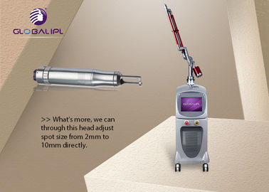 Q Switch ND YAG Laser Machine For Tattoo Removal / Skin Rejuvenation