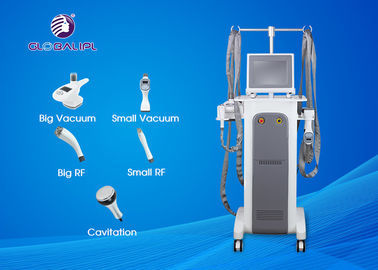 RF Roller 940nm Vacuum Slimming Machine Cellulite Removal With 5 In 1 System