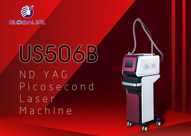 Yag Laser Type Q-Switch tattoo & birth mark removal surgical equipment for salon usage