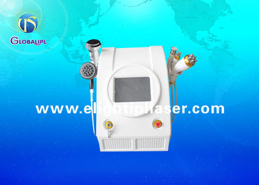 Portable 635nm Diode Laser RF Cavitation Slimming Machine For Cellulite Reduction