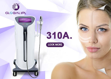 HIFU Beauty Skin Tightening Machine , HIFU Face Lifting Machine 4.0MHz