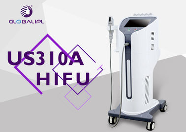 Vertical 3D Hifu Face Lifting Machine , High Intensity Focused Ultrasound Machine