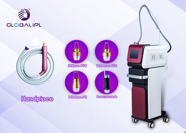 532nm 755nm 1064nm ND YAG Laser Machine Tattoo Removal Beauty Machine