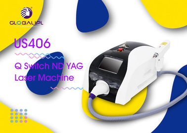 1064nm / 532nm Wavelength ND YAG Laser Machine For Laser Tattoo Removal