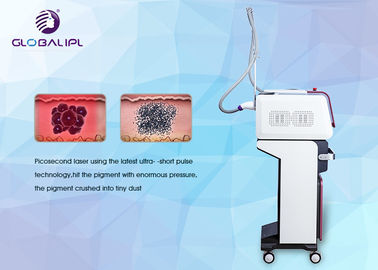 Portable Pico Laser ND YAG Laser Machine 8' Color Touch LCD Screen With Trolley