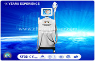 Skin Rejuvenation SHR IPL Machine With Screen Folded Up And Down