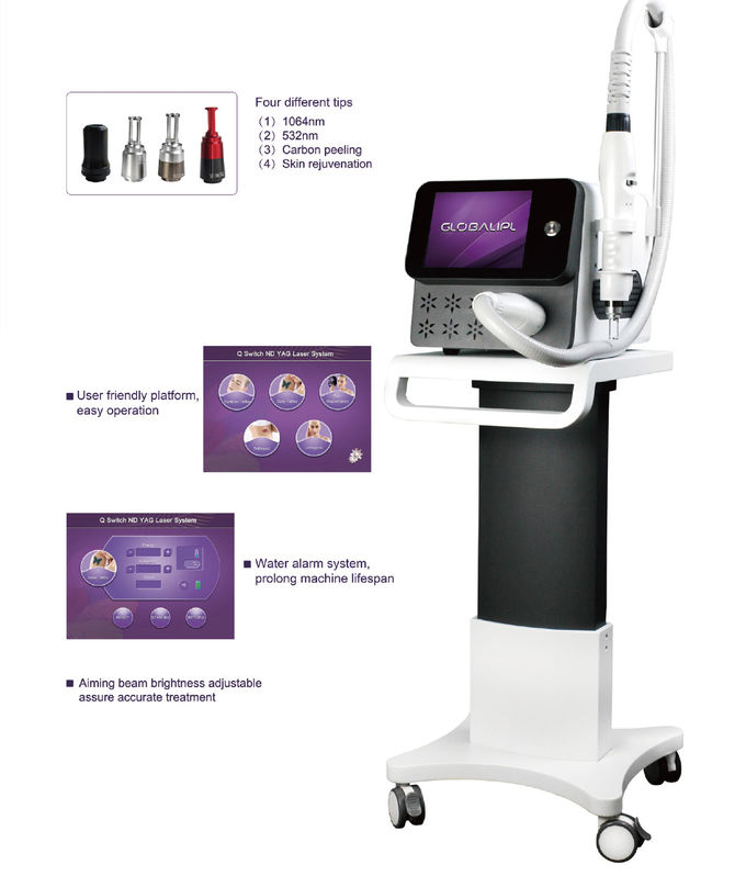 Q Switch ND YAG Laser price/ Tattoo Removal machine 1064 nd yag 532 ktp tattoo removal 0